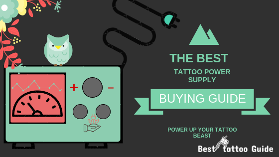 best tattoo power supply
