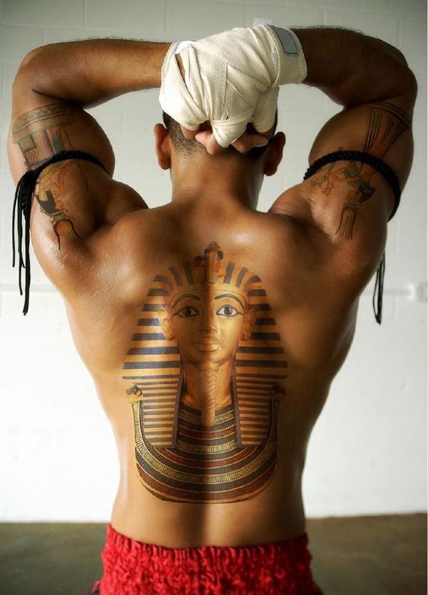 Egyptian Tattoo