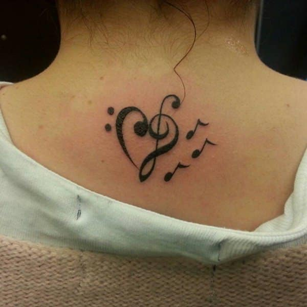 Music Notes Tattoo ideas