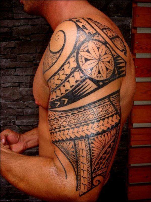 100 Most Popular Polynesian Tattoo Designs Besttattooguidecom