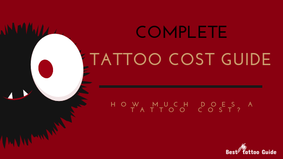 tattoo cost ultimate guide