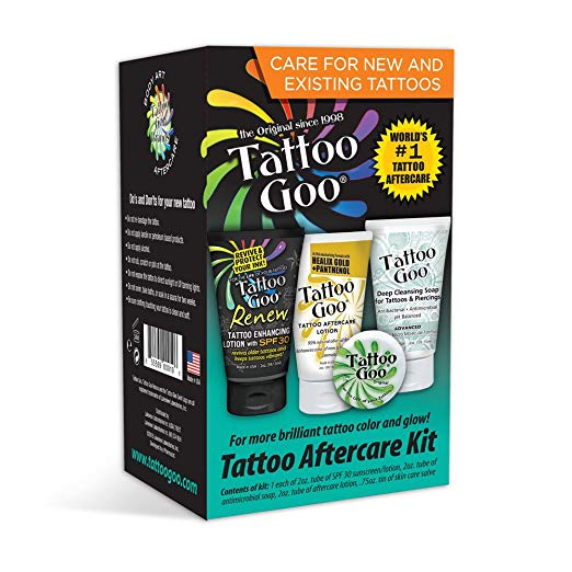 Best Tattoo Aftercare Products To Get (Review & Guide 2019 ...