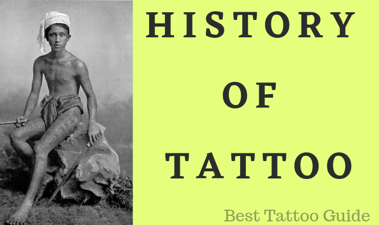 History of tattoo