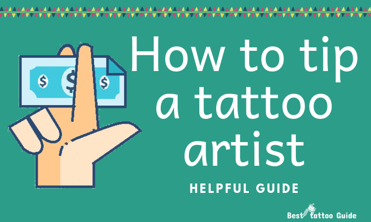 how should tip tattoo artist