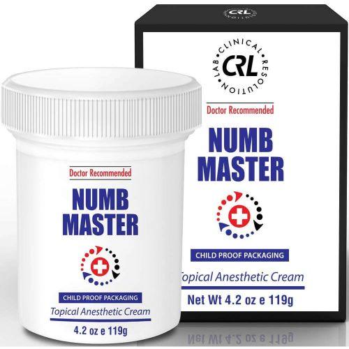 Numb master numbing cream