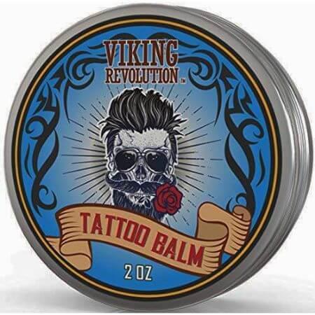 Viking Revolution tattoo balm
