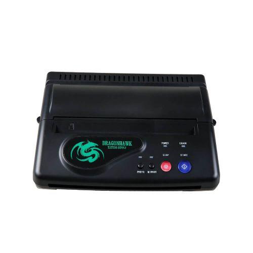 Dragonhawk tattoo transfer machine