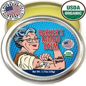 Barker Tattoo Balm