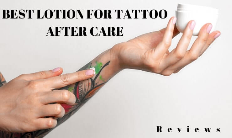 top lotions for tattoo care
