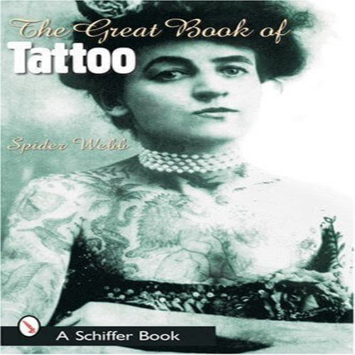 great book of tattoo