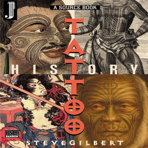 tattoo history book