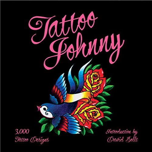 tattoo johnny book design