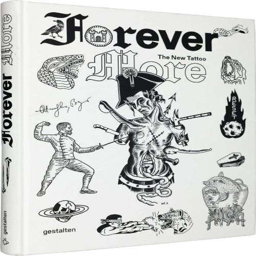 forever more new tattoo book