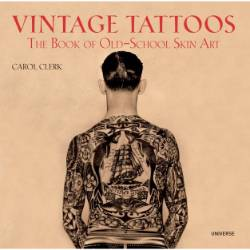 Vintage tattoos book