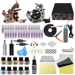 Wormhole tattoo Kit