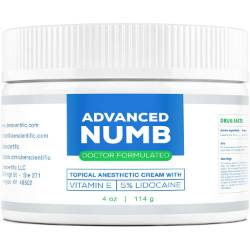 Advanced Numb