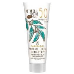Australian SPF sunscreen