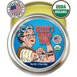 Barker Tattoo Balm