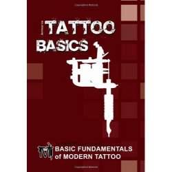Basic Fundamentals of Modern Tattoo book