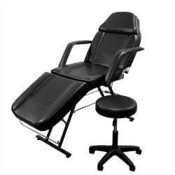 Dr. Lomilomi tattoo stool