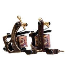 Dragonhawk coil machine