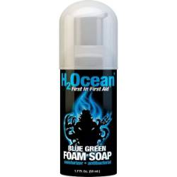 H2 Ocean Blue Green Foam Soap