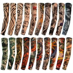 HOVEOX Temporary Tattoo Arm Sleeves