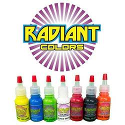 Radiant Colors Ink