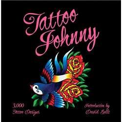 tattoo johnny book design