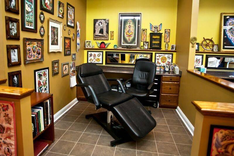 Best tattoo Artist chair