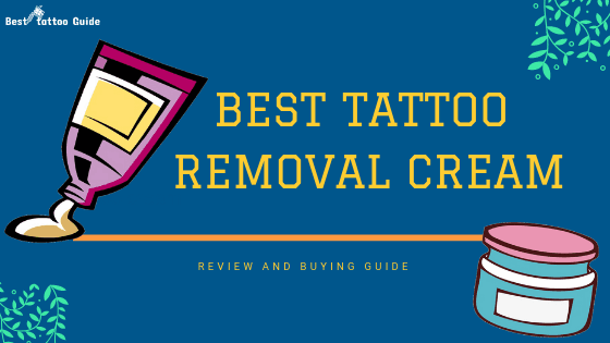 best tattoo removal cream